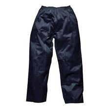 WATERPROOF WINDPROOF OVERTROUSERS  TAPED  SEAMS  xlarge