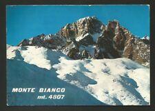 AD8395 Aosta - Provincia - Il Monte Bianco visto da Checroit