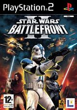 ps2 star wars battlefront 2 Great condition complete with book