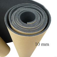 2 X Car Sound Proofing Deadening Insulation 10mm Closed Cell Foam 100X50cm SM