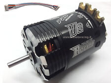 MOTORE ROCKET BRUSHLESS SENSORED PRO MODIFIED 540 6.5T SENSORI 1/10 HIMOTO