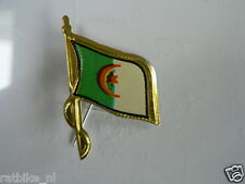 PINS,SPELDJES 50'S/60'S COUNTRY FLAGS 02 ALGERIE VINTAGE VERY OLD VLAG