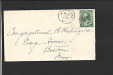 STRATFORD,CONNECTICUT COVER,#213,  LITCHFIELD CO DPO. 1773/1971.