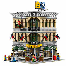 Lego 10211 Grand Emporium (BRICKED - COMPLETE SET)