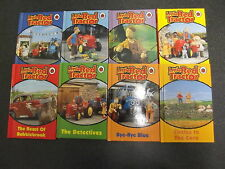 8 LITTLE RED TRACTOR BOOKS by LADYBIRD ** UK POST £3.25 ** H/B