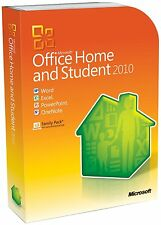Sealed & Genuine Microsoft Office 2010 Home and Student (Box Version)