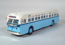 American Precision Models APM 1:87 Cleveland Transit System GM TDH Old Look Bus