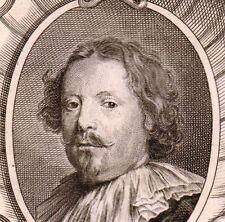 Portrait XVIIIe Gaspard de Crayer Pays Bas Peinture Flamande Peintre Anvers