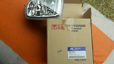 HYUNDAI ELANTRA FRONT FOG LIGHT FOGLAMP PASSENGER LEFT 2001-03 922012D200