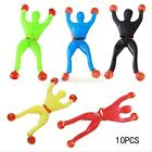 10pcs Classical Kid's Toys Sticky People Man Climbing Climb Wall Filp Spider-man