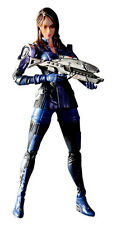 "MASS EFFECT 3 - Ashley Williams 8"" Play Arts Kai Action Figure #NEW"