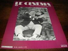 FATTY ARBUCKLE - Mini poster COUV DE MAG LE CINEMA !!!!