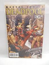 Deadpool Marvel Comic Book #69 X-Men X-Force Mutant FINAL LAST ISSUE