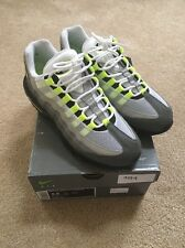 Authentic Nike Air Max 95 OG Neon Volt Size 9.5