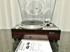 DENON DP-59L Working Properly Beautiful Auto Lift-up Record Player F/S