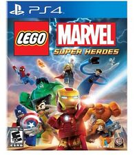 Ps4 LEGO Marvel Super Hero PlayStation 4 Best Kids Childrens Play PS4 Christmas
