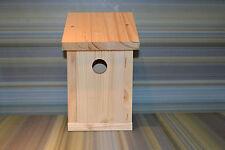 Nistkasten, Meisenkasten, Vogelhaus - Bausatz, ideal für Kindergeburtstag, Feste