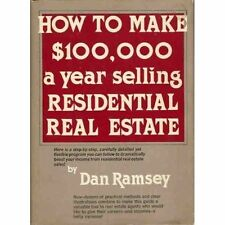 How to make $100,000 a year selling residential real estate