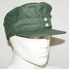WWII WW2 German WH EM M43 Wool Panzer Field Cap XL - GM031
