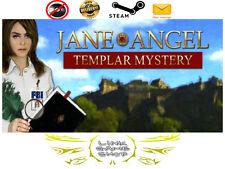 Jane Angel: Templar Mystery PC Digital STEAM KEY - Region Free