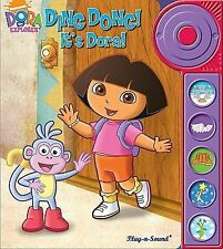 Play-a-Sound: Dora the Explorer, Ding Dong! It s Dora! Dora the Explorer Publi