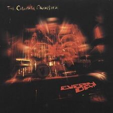 THE CINEMATIC ORCHESTRA Every Day (CD 2002) Acid Jazz Downtempo 7 Songs Canada