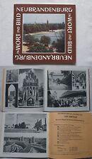 NEUBRANDENBURG IN WORT UND BILD Bildheft Stadtführer 1988 D1