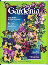 GARDENIA NUM. 47 MARZO 1988 MONDADORI FIORI PIANTE ORTI GIARDINI