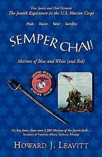 2005-03-08, Semper Chai!: Marines of Blue and White (and Red), Leavitt, Howard J