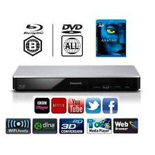 Panasonic DMP-BDT260 Smart Network 3D DVD Blu-Ray Player Region 2 Blu-ray B