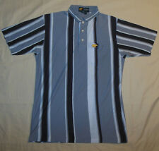 Rare Vtg 70's Retro Golden Bear By Jack Nicklaus Polo Shirt Athletic Golf Mens M