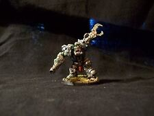 1 BIG BOSS WARBOSS ORKS ORK WARHAMMER 40K 40 000 PRO PAINTED ORQUE ORQUES A