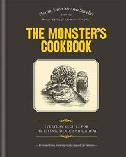 The Monster's Cookbook: Everyday Recipes for the Living, Dead and Undead by Mitc