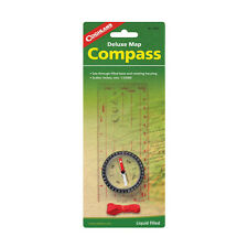 Coghlan's Deluxe Map Compass - outdoor survival navigation - NEW