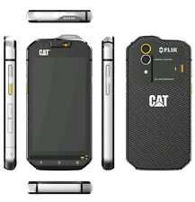 CAT S60 Black, Android™ 6.0 Marshmallow, Fotocamera Termica Subacquea 13 MP