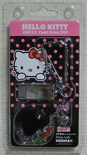 2009 Sanrio Hello Kitty USB 2.0 Falsh Drive 2GB *Japan