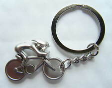 Cycling Keyring Metal Cycle Racing Key Chain Gift Boxed BRAND NEW