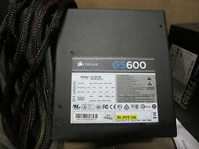 CORSAIR GS600 Gaming Series 600W Power Supply 80 PLUS BRONZE Certified ATX12V
