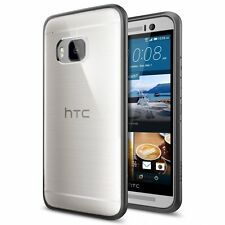 Spigen HTC One M9 Hülle Ultradünn Hybrid Rotguss (PET)