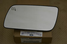 2009 - 2012 Ford Flex Dual Power Heated LH Driver Side View Mirror Glass OEM
