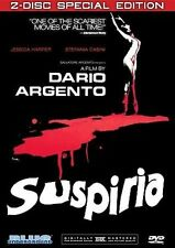 SUSPIRIA [2-DISC SET] NEW DVD