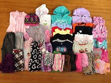 Lot Of 46 Baby Toddler Girls Clothes Size 2T / 24 Months