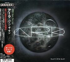 Burn the Sun [1 Bonus Track] by Ark (CD, Mar-2001, Avalon)