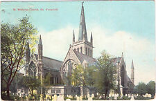 Vintage Postcard St Nicholas Church- Gr. Yarmouth  Great Yarmouth  PM 1907