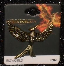 MOCKINGJAY PIN THE HUNGER GAMES MOCKINGJAY PART 2 PROP REPLICA JEWELRY