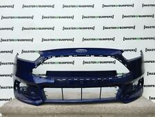 FORD FOCUS ST 2015-2016 FRONT BUMPER IN BLUE [F59]