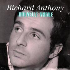 CD audio.../...RICHARD ANTHONY .../...NOUVELLE VAGUE....