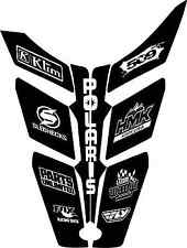 POLARIS HOOD GRAPHIC RUSH PRO RMK 600 700 800 ASSAULT 120 144 155 163  black