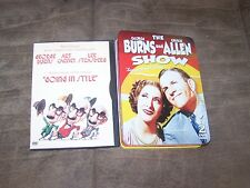 The George Burns & Gracie Allen Show, Going In Style 3 DVDs in Excellent Shape