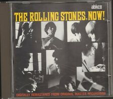 ROLLING STONES NOW 12 track CD REMASTER Heart Of Stone MONA Pain In My Heart